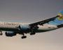Uzbekistan Airlines Flugzeug