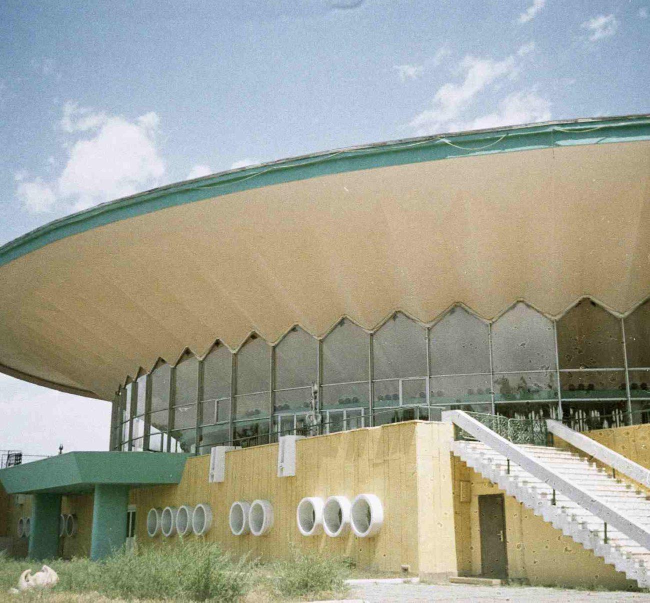 Bischkek Zirkus Architektur Kirgistan