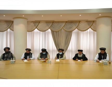 Treffen mit der Taliban
