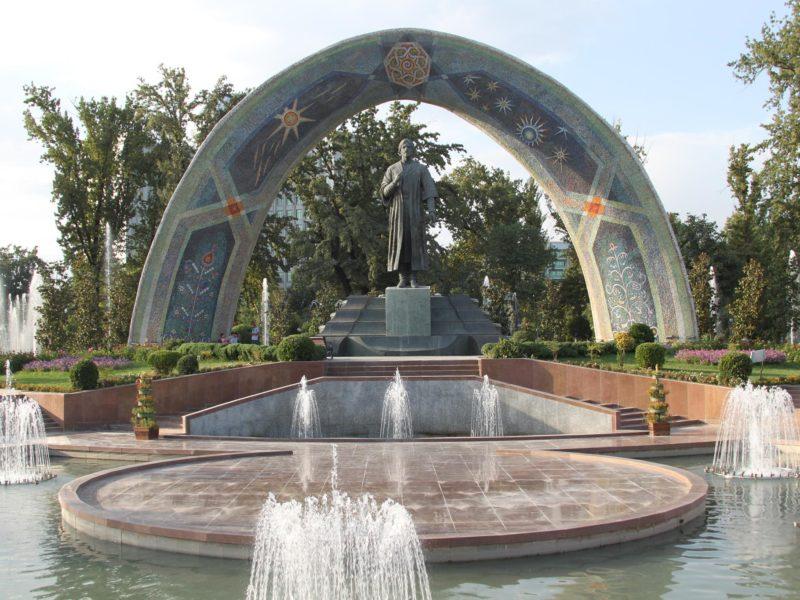 rudaki duschanbe dichter tadschikistan