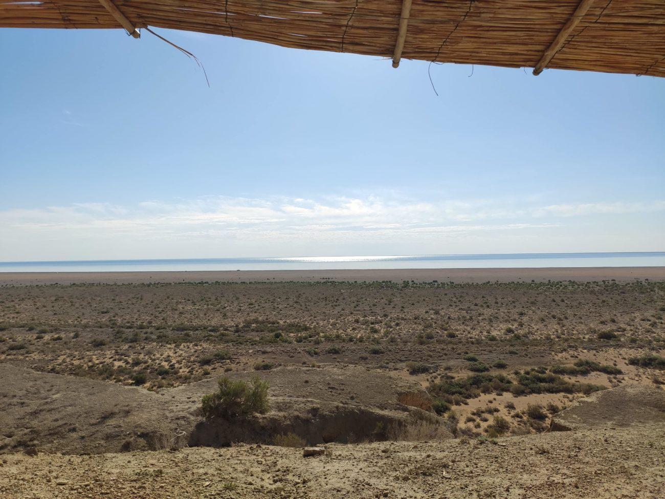 Usbekistan Aralsee jurten