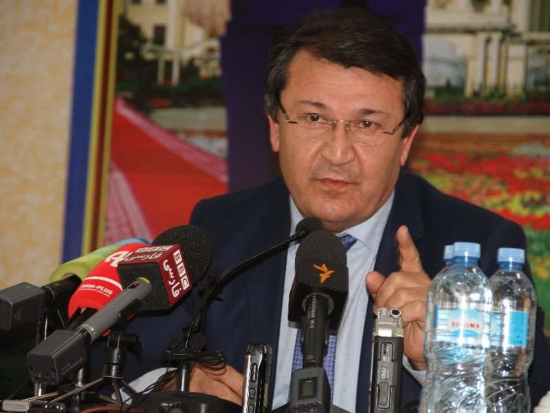 Dschamoliddin Abdullosoda
