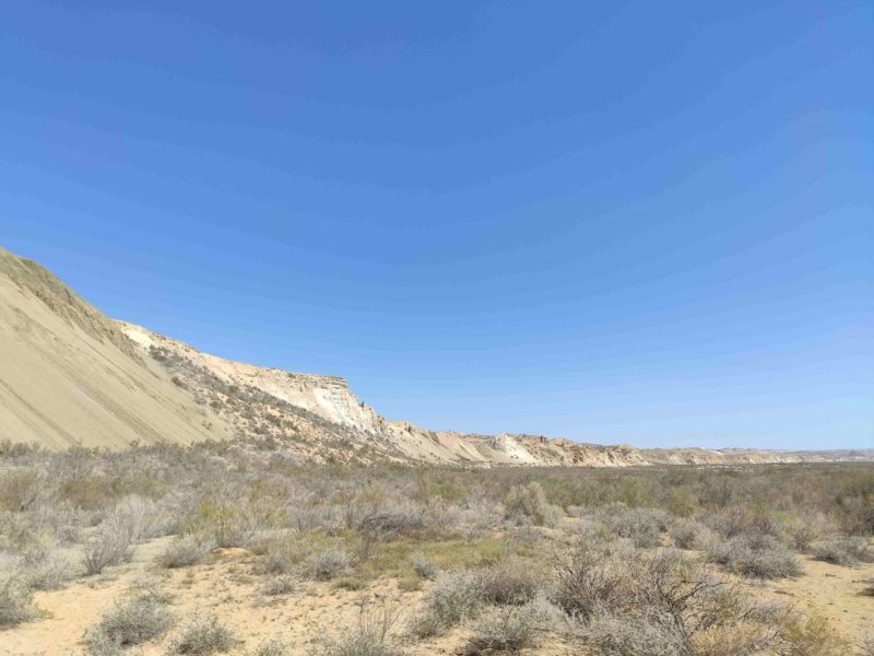 Ustjurt Plateau Usbekistan