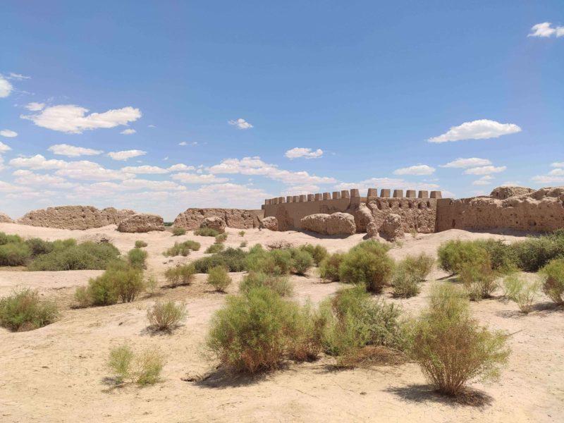 Bild des Tages Usbekistan Chorasmia
