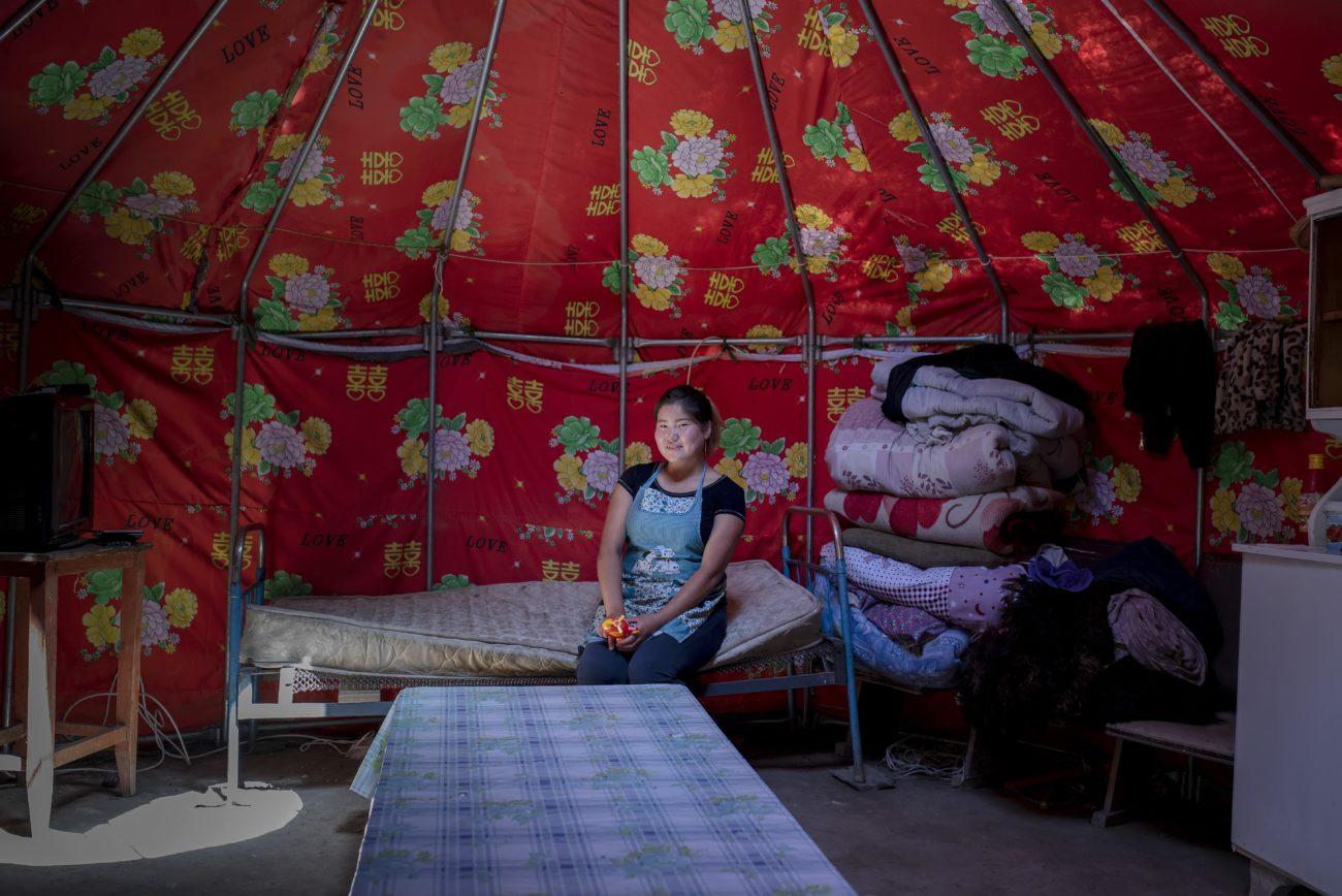 Bild des Tages Kirgistan Jugend Restaurant