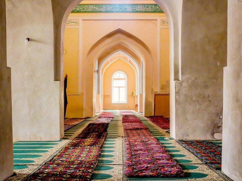 Tadschikistan Moschee