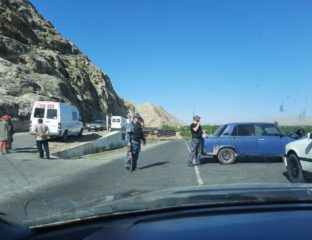 Grenze Konflikt Kirgistan Tadschikistan