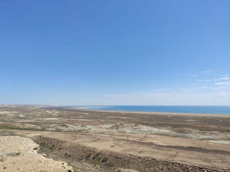 Bild Des Tages Aralsee Usbekistan Landschaft