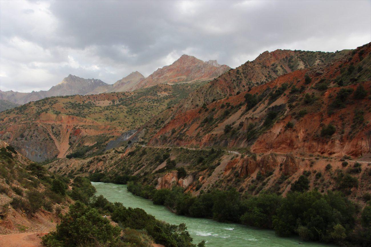 Bild des Tages Taschikistan Iskander Berge