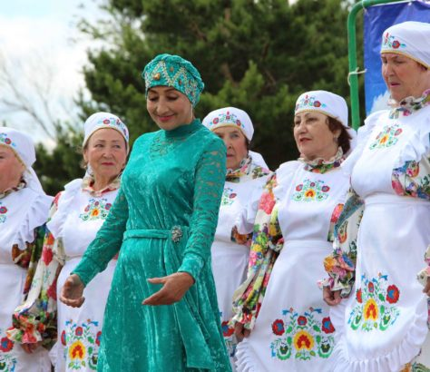 Sabantuy Kasachstan Kökschetau