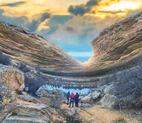 Tamshaly Canyon