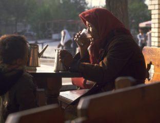 Tea in Tashkent