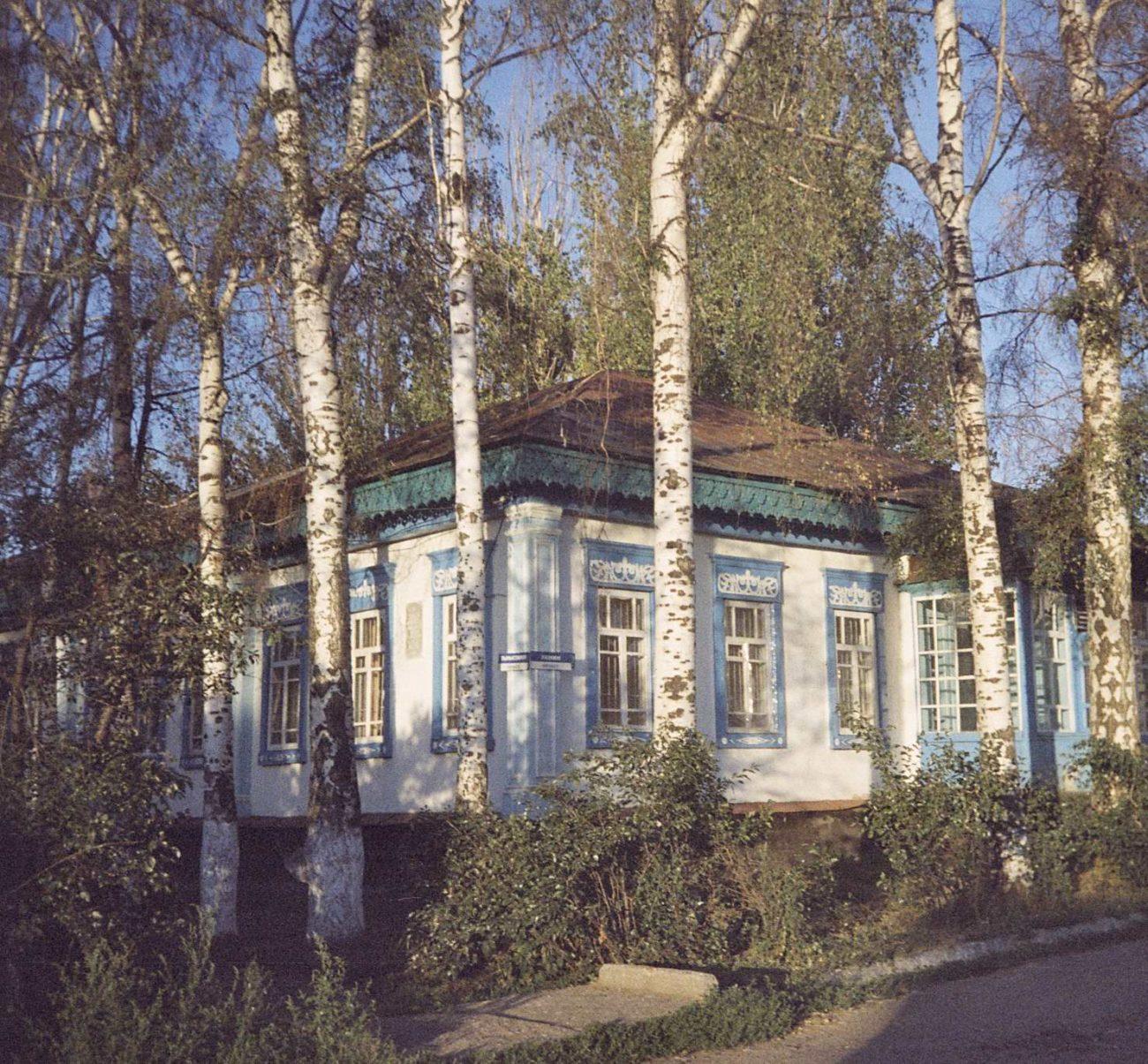 Kirgistan Karakol Architektur