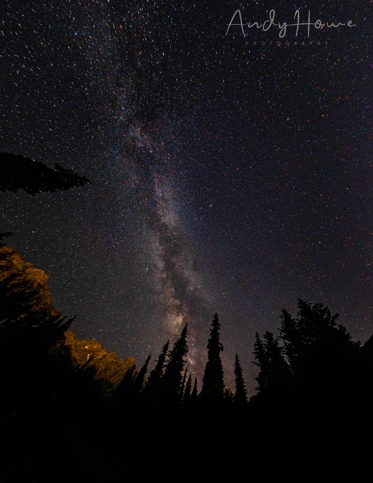 Lichtverschmutzung almaty astrofotografie kasachstan