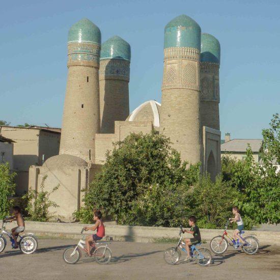 Fahrräder Buchara Usbekistan