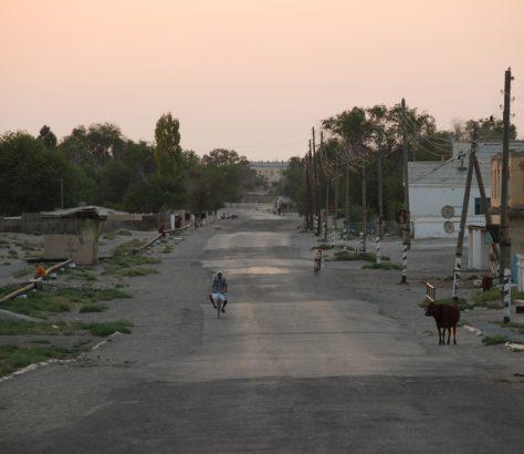 Mo'ynoq Usbekistan Karakalpakstan Aralsee