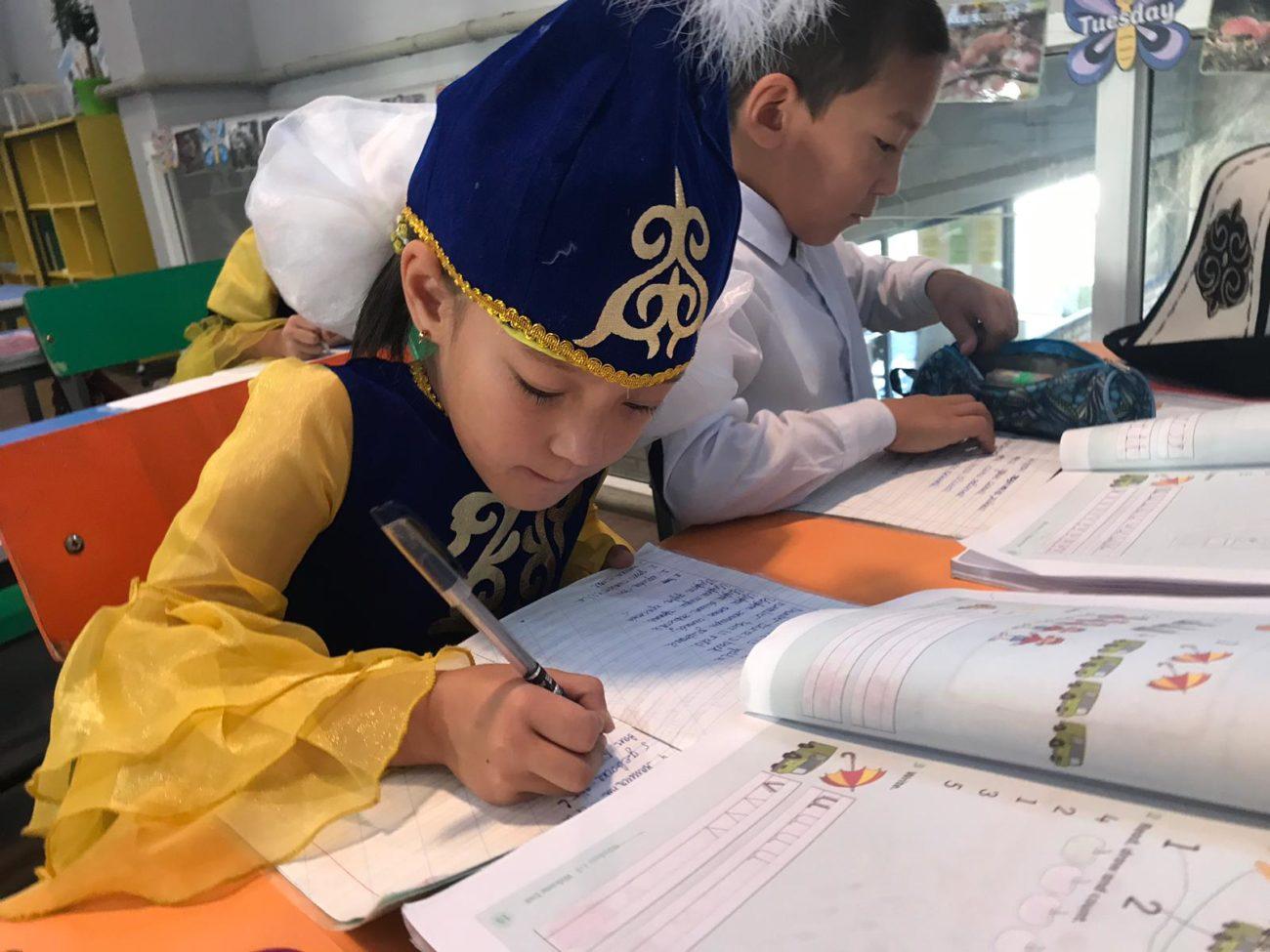 Diktat Kirgistan