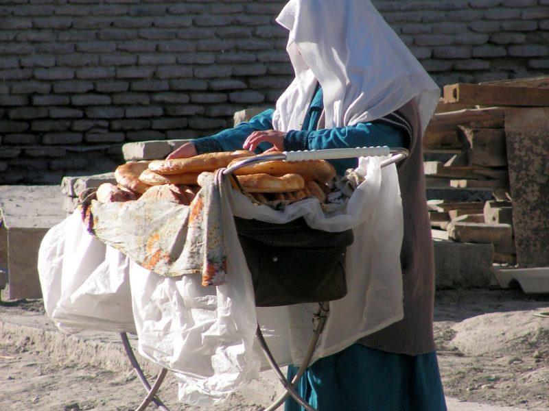 Backwaren Usbekistan