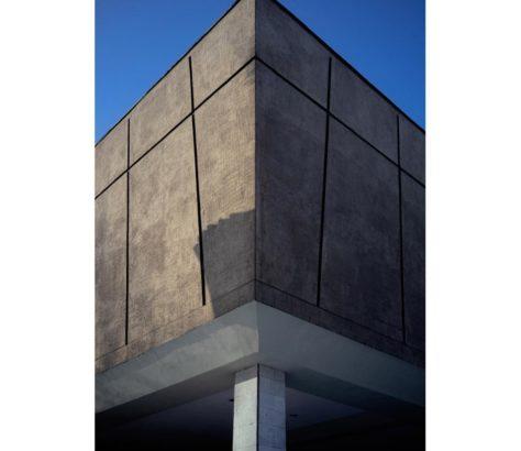 Das Nationalmuseum der bildenden Künste in Bischkek kirgistan sowjetischer Architektur