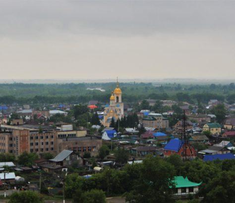 Petropawl Kasachstan Stadt Nordkasachstan
