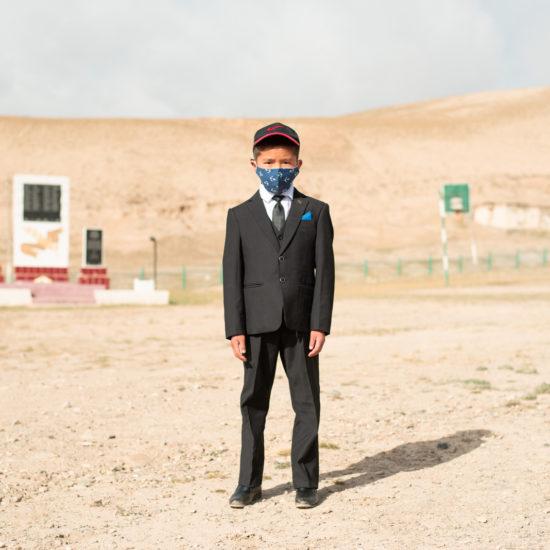 Kirgistan Schule Antoine Béguier