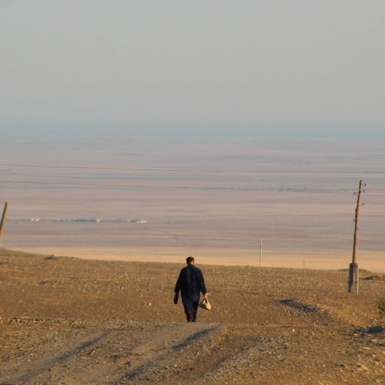 Jizzax, Usbekistan, Bild des Tages, Brot, Morgenspaziergang