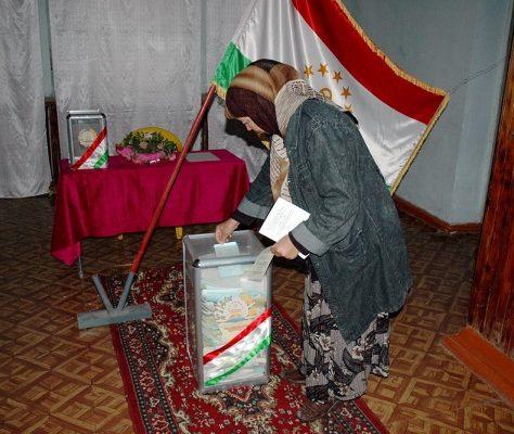 Wahlen Tadschikistan