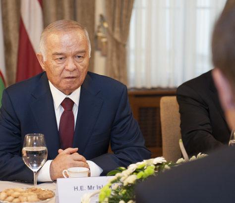 Karimow Usbekistan