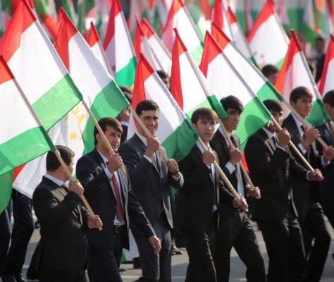 Tadschikistan Unabhängigkeit