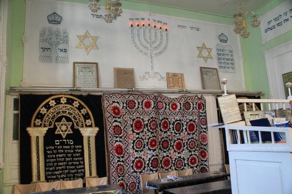 Synagoge Buchara Juden