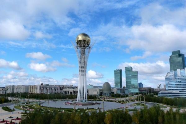 Bayterek Astana