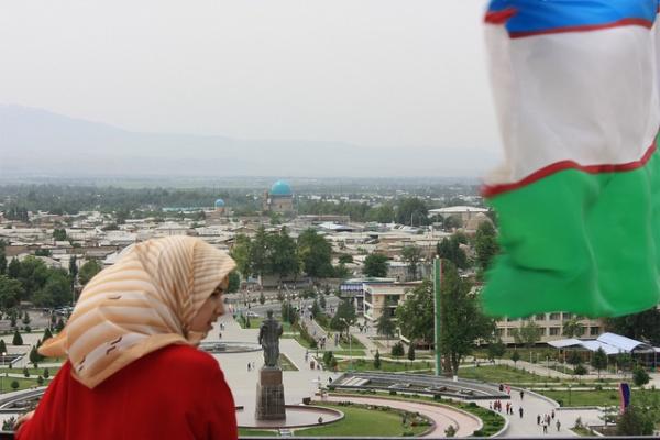 Shahrisabz Usbekistan