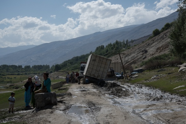 LkW Wakhan Tadschikistan