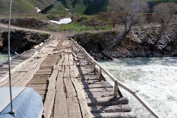 Das Chatkal-Tal in Kirgistan