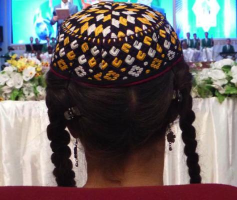 Konferenz Aschgabat Turkmenistan