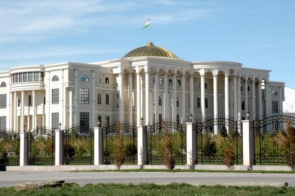 Duschanbe Regierungsgebäude