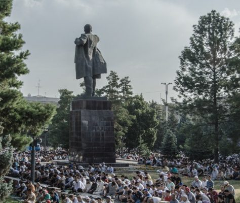 Fastenbrechen Bischkek