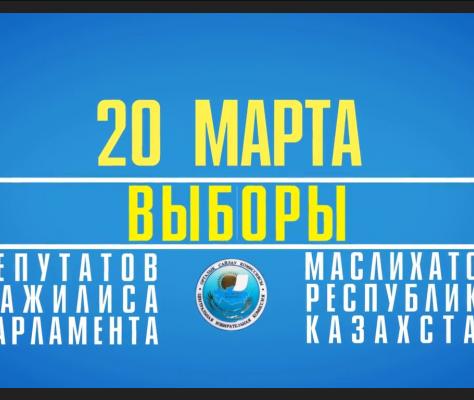 Wahlen in Kasachstan
