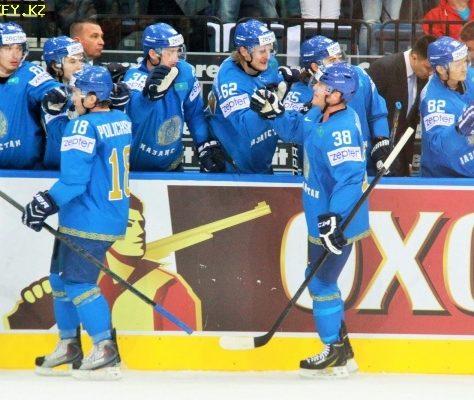 Kasachstan Eishockey
