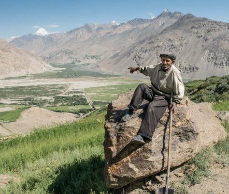 Tadschikistan Wakhan