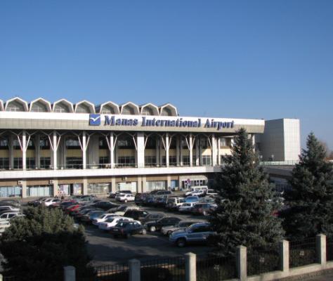 Manas Flughafen