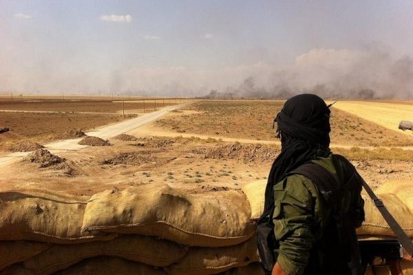 Syrien Bürgerkrieg Kurden Zentralasien