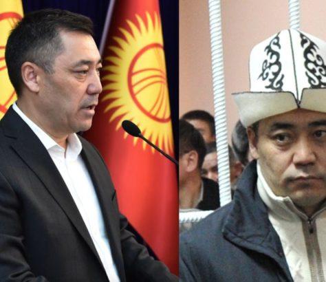Sadyr Japarov, Kyrgyzstan's new prime minister
