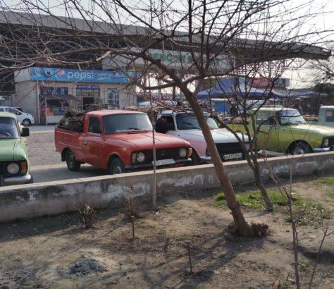 Bild des Tages Bazar Uzbekitan Fargona Bazar