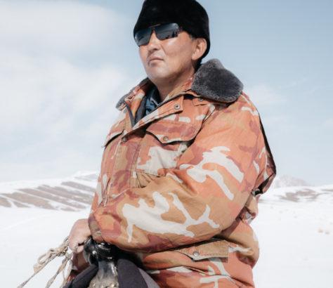 Shepherd Horse Kyrgyzstan