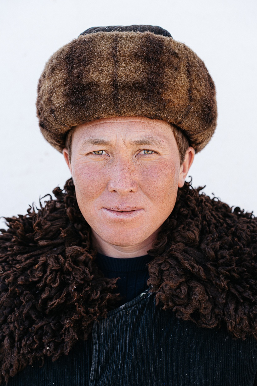 Photo of the day Kyrgyzstan Kok Boru Théo Saffroy Portrait