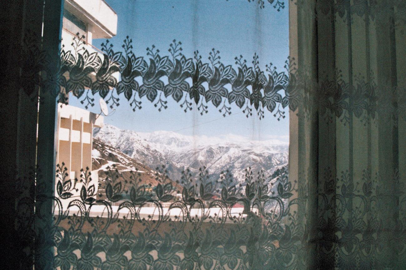 Mountains Tajikistan Sanatorium