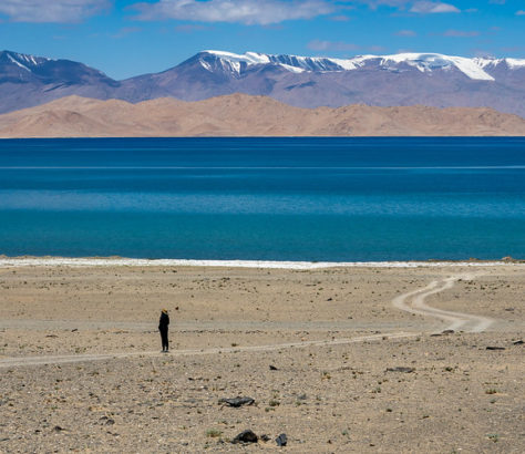 Karakol Lake, Tajikistan