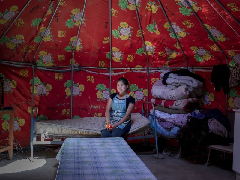Photo of the day Kyrgyzstan Restaurant Journalism Youth