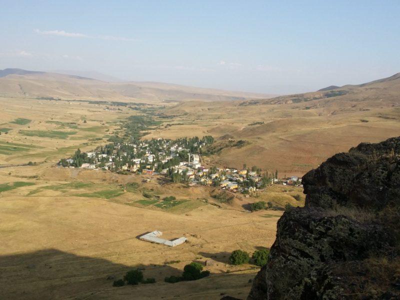 Ulupamir village lies near Lake Van in eastern Turkey